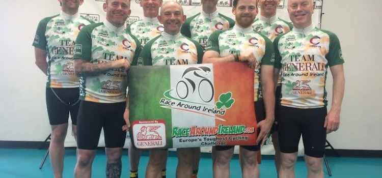 Team Generali Race Around Ireland make history in RAAM