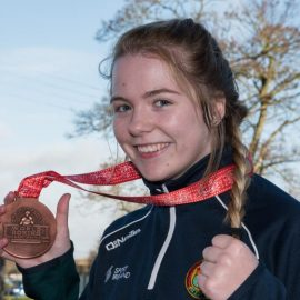 """Phelan goes """"In the Zone"""" for World Championship Bronze"""