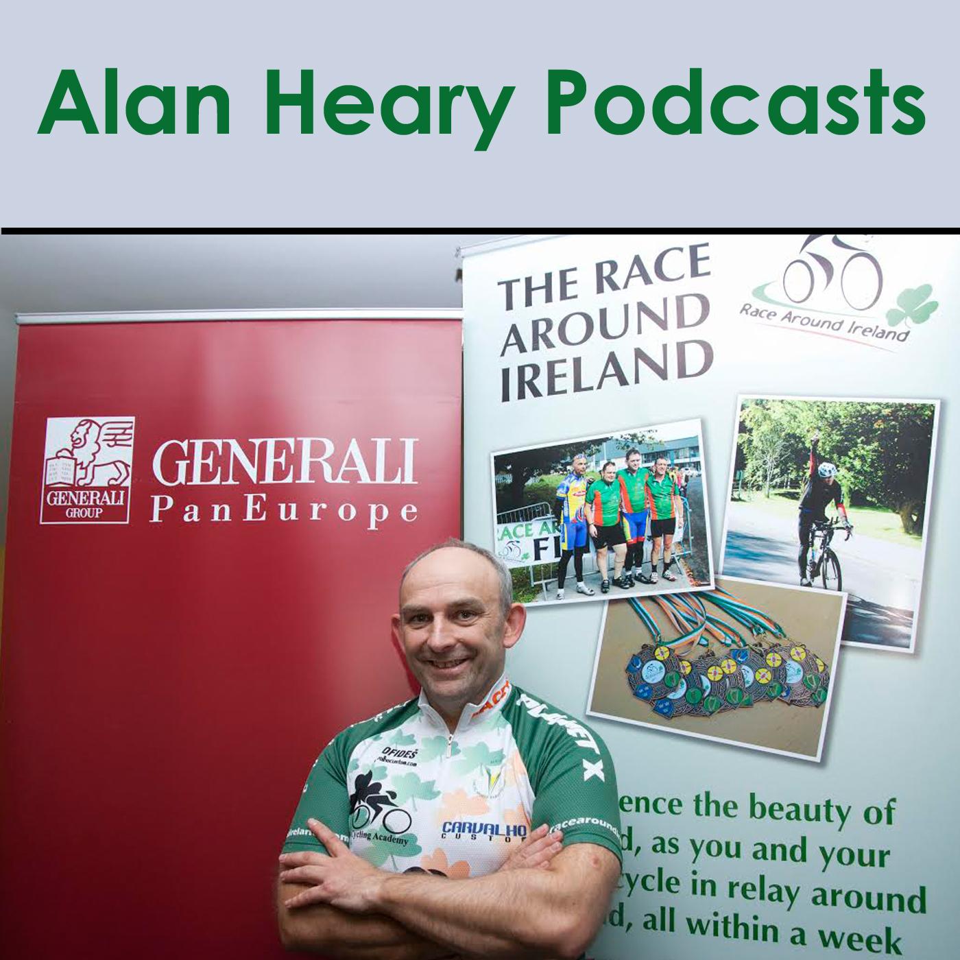 Alan Heary BSc.